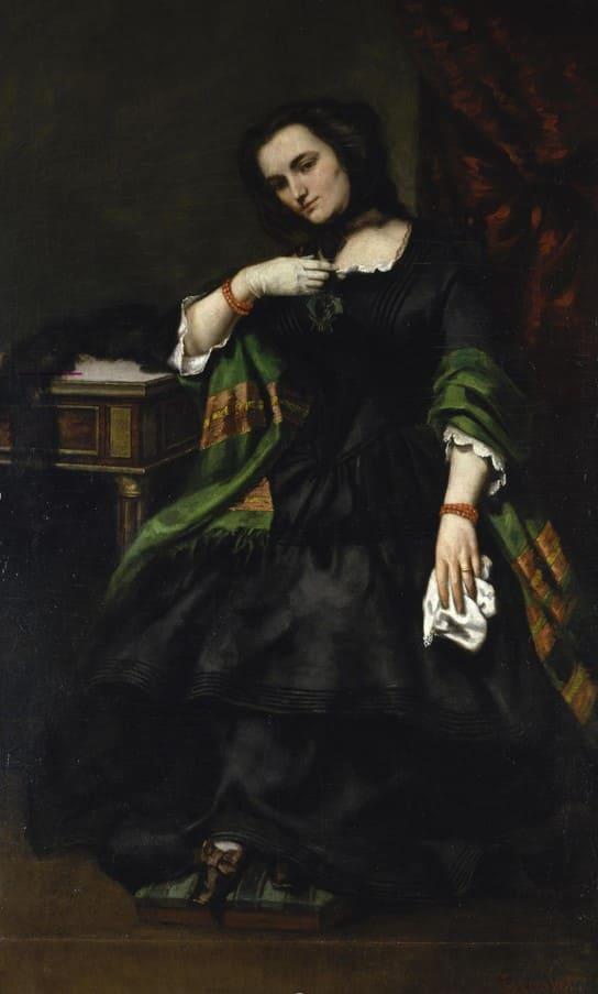художник Гюстав Курбе (Gustave Courbet) картины – 17
