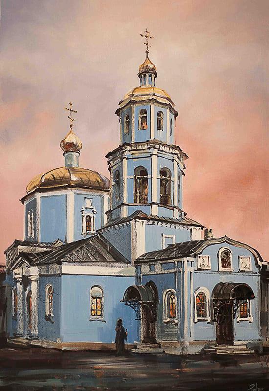 художник Ильяс Айдаров (Ilyas Aidarov) картины – 31