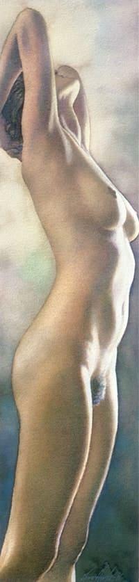 художник Стив Хэнкс (Steve Hanks) картины – 49