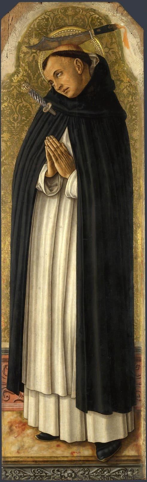 художник Карло Кривелли (Carlo Crivelli) картины – 11