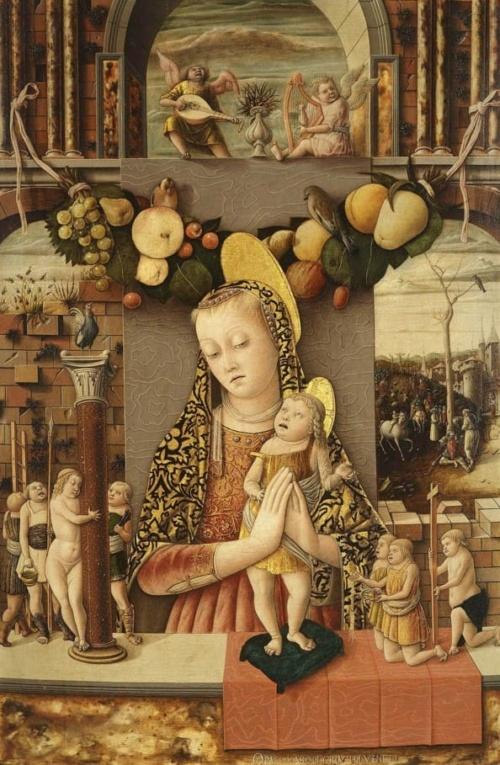 художник Карло Кривелли (Carlo Crivelli) картины – 16