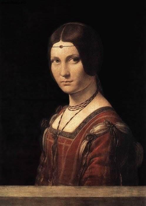 художник Леонардо да Винчи (Leonardo da Vinci) картины – 16
