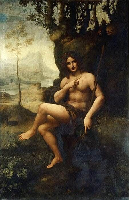 художник Леонардо да Винчи (Leonardo da Vinci) картины – 17