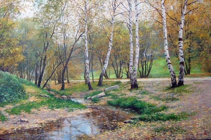 художник Николай Бусыгин картины – 21
