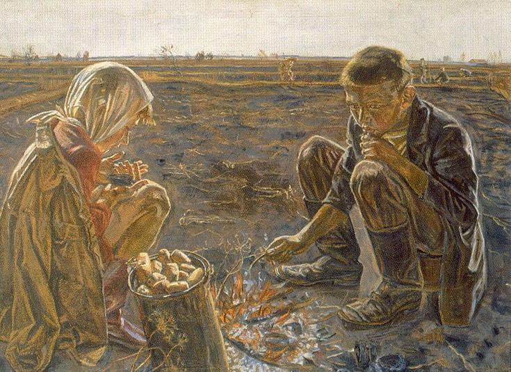 художник Николай Зайцев картины – 05