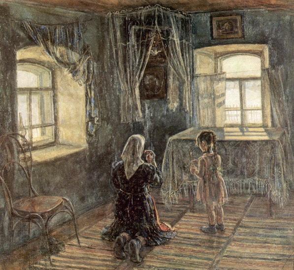 художник Николай Зайцев картины – 10