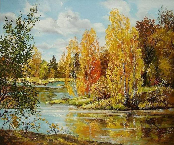 художник Татьяна Кулигина картины – 09