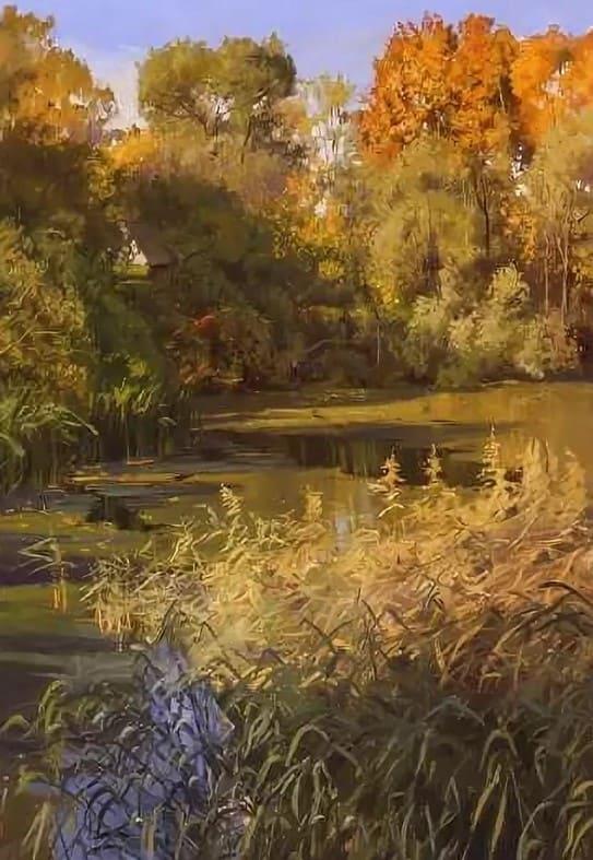 художник Андрей Герасимов картины – 22