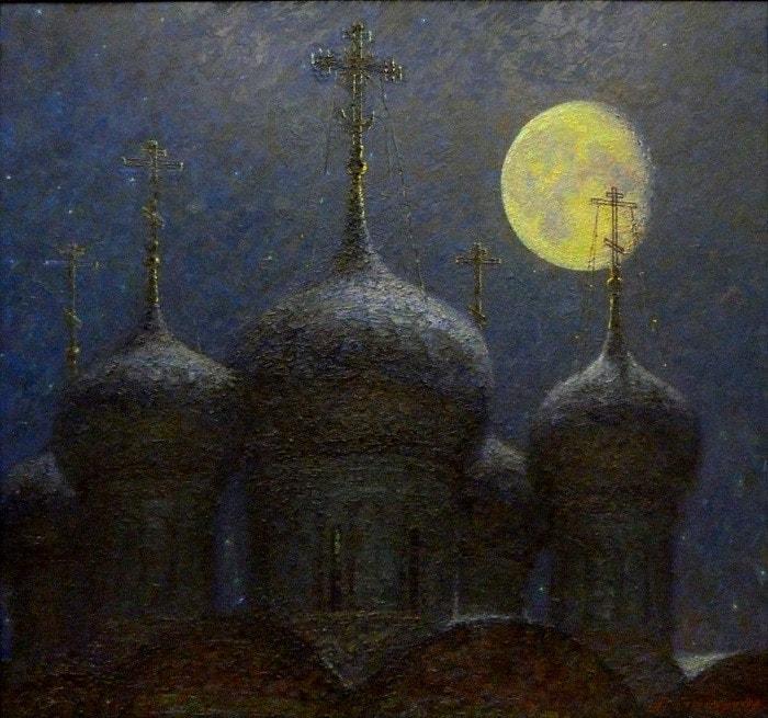 художник Антон Вячеславович Стекольщиков картины – 14