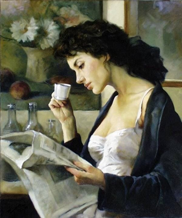 художник Gianni Strino (Джанни Стрино) картины – 15