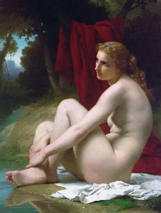 художник Пьер Огюст Кот (Pierre Auguste Cot) картины – 18