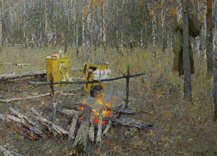 художник Юрий Дмитриевич Васендин картины – 14