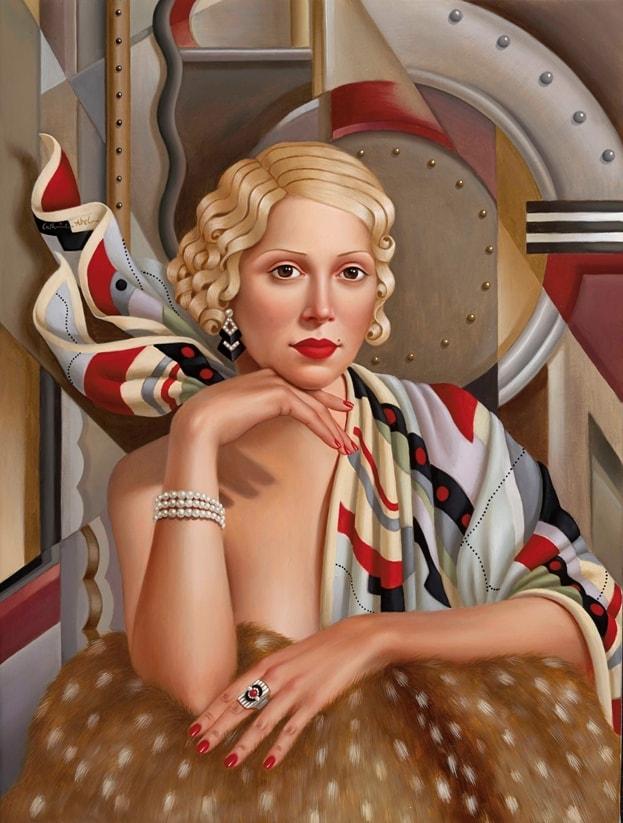 художник Катерина Абель (Catherine Abel) картины – 17