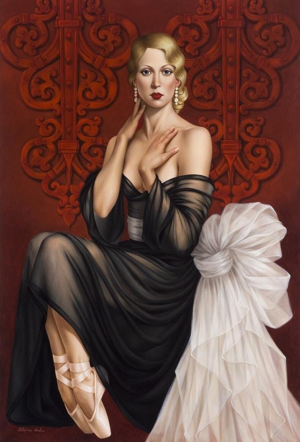 художник Катерина Абель (Catherine Abel) картины – 18