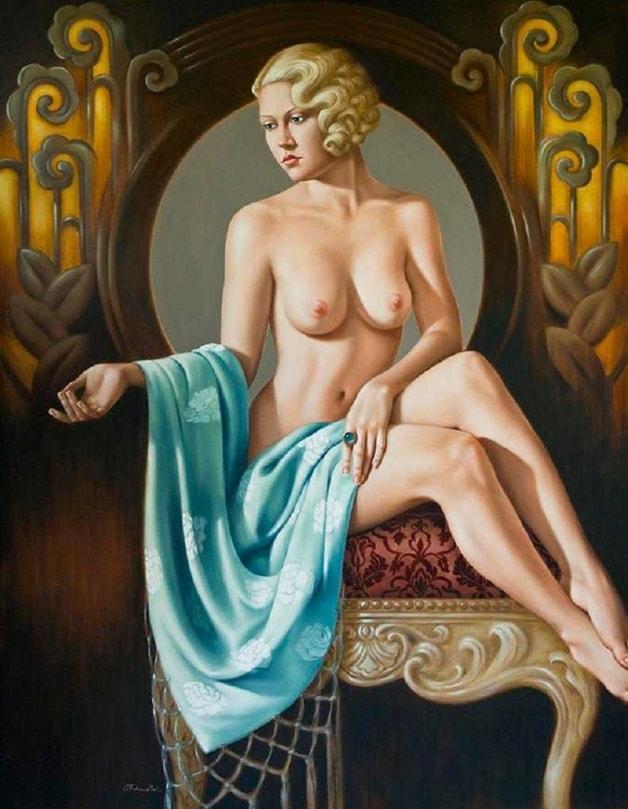 художник Катерина Абель (Catherine Abel) картины – 22