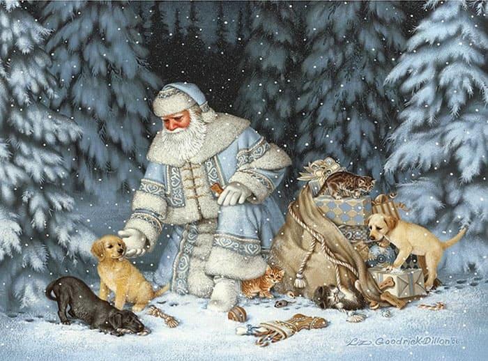 художник Elizabeth Goodrick-Dillon (Элизабет Гудрик-Диллон) картины – 10