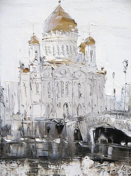 художник Евгений Бойко картины – 20