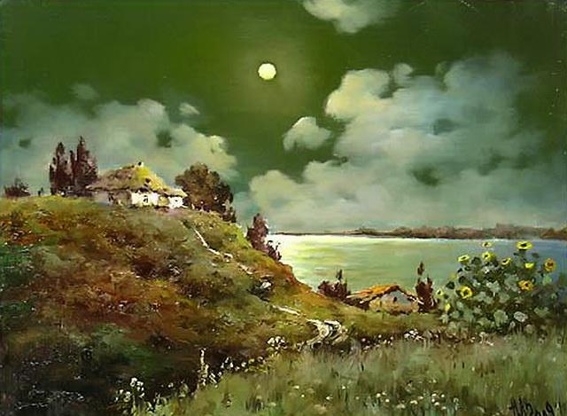 художник Николай Луговенко (Lugovenko Nicholas) картины – 03
