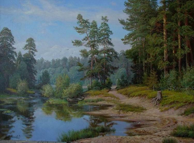 художник Виталий Потапов картины – 13