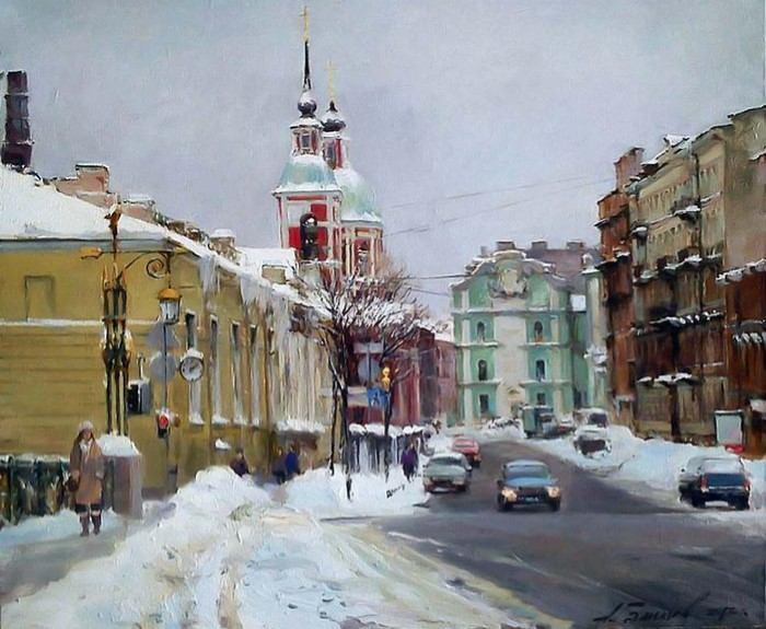 художник Азат Галимов картины – 03