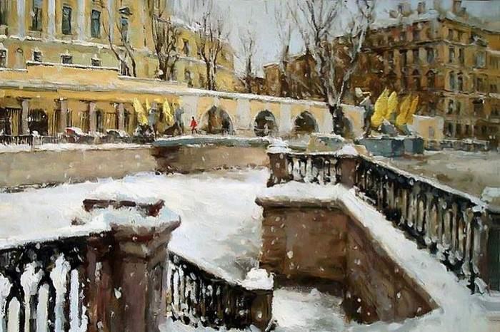 художник Азат Галимов картины – 08