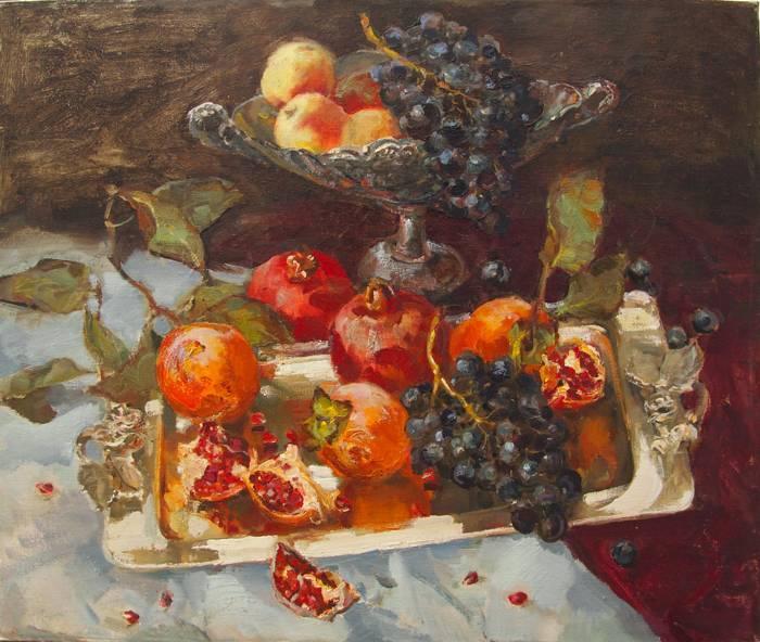 художник Азат Галимов картины – 27