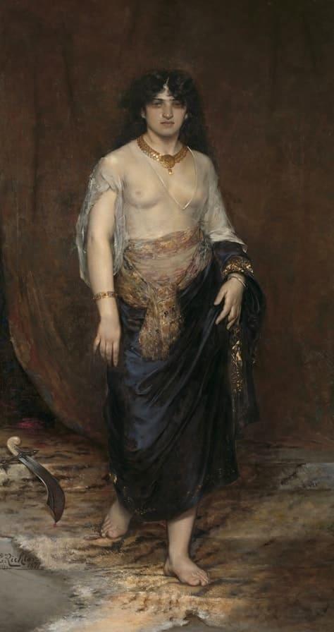 художник Эдуард Рихтер (Edouard Richter) картины – 15