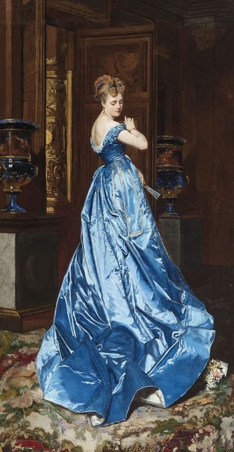 художник Эдуард Рихтер (Edouard Richter) картины – 16