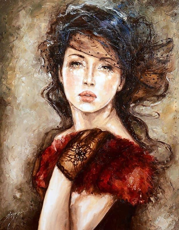 художник Эльжбета Брожек (Elzbieta Brozek) картины – 12