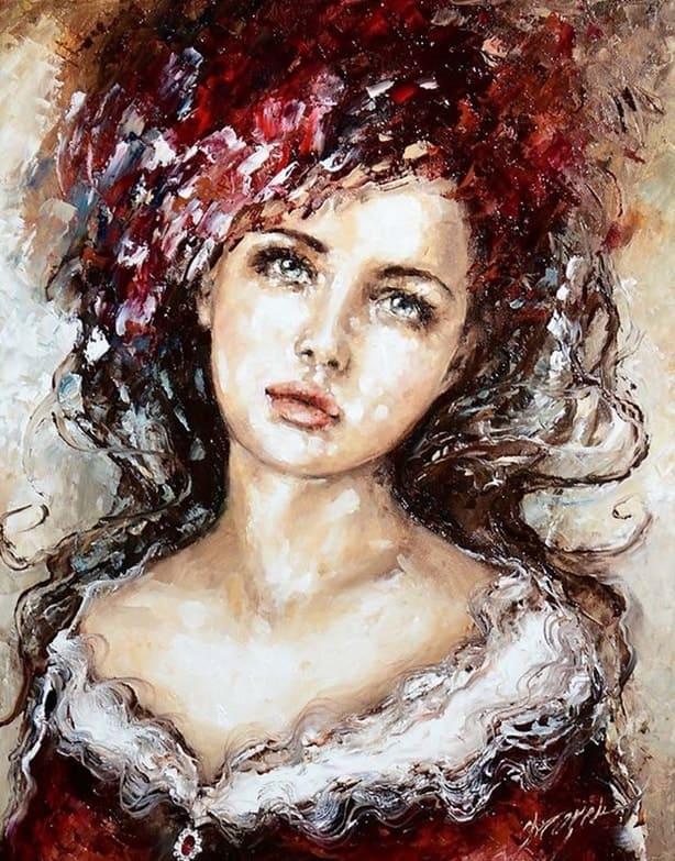 художник Эльжбета Брожек (Elzbieta Brozek) картины – 15