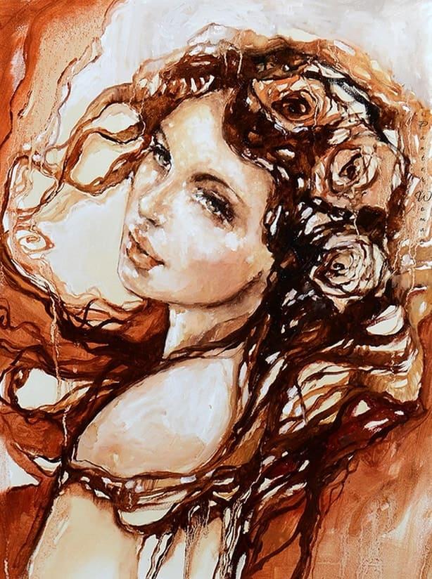 художник Эльжбета Брожек (Elzbieta Brozek) картины – 16
