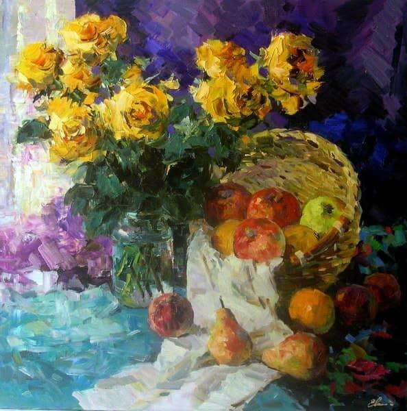 художник Евгений Малых картины – 26