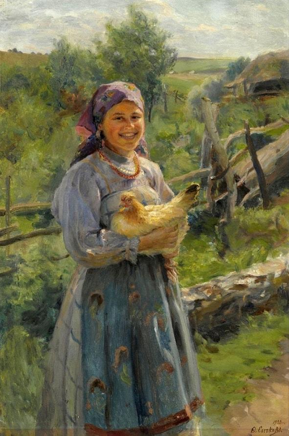 художник Федот Сычков картины – 22