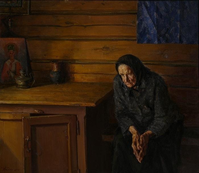 художник Григория Чайникова картины – 13