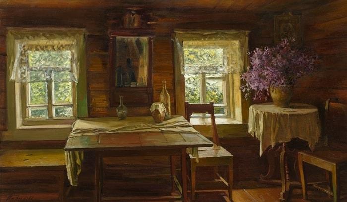 художник Григория Чайникова картины – 14