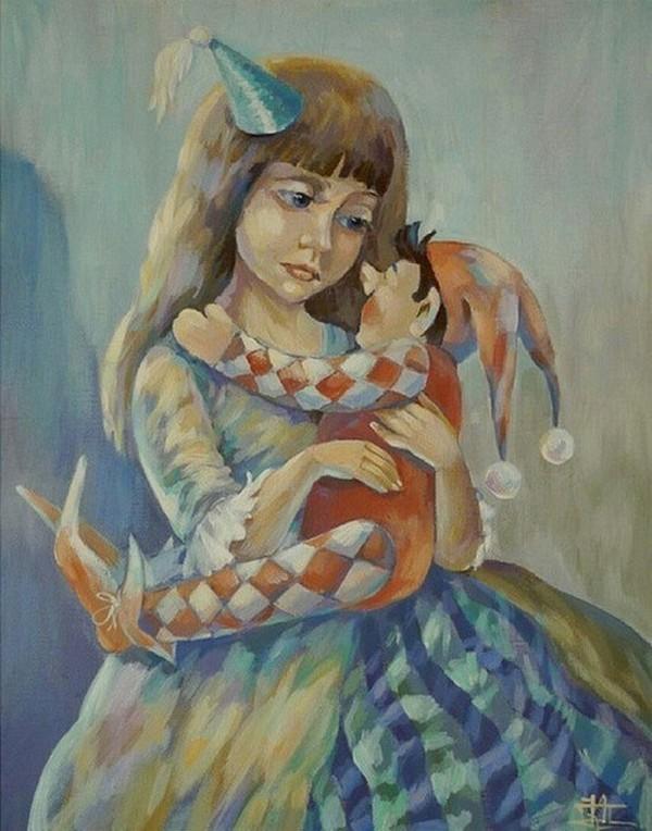 художник Кира Панина картины – 05