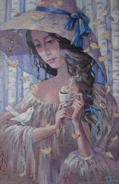 художник Кира Панина картины – 16