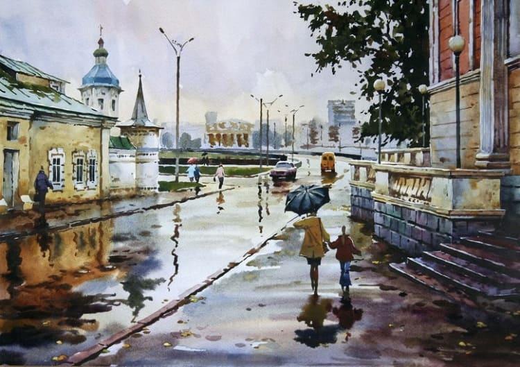 художник Модест Гаврилов (Modest Gavrilov) картины – 16