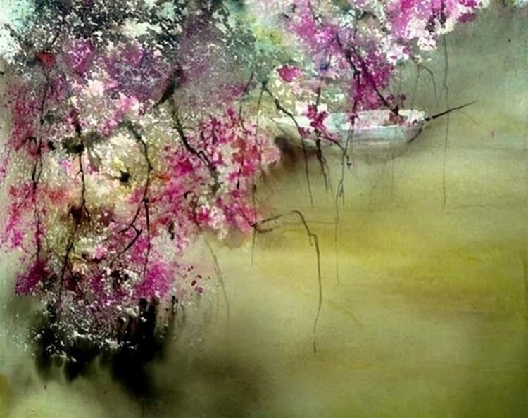 художник Reine-Marie Pinchon (Рейн-Мари Пинчон) картины – 06