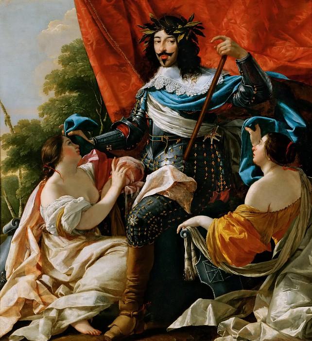 художник Симон Вуэ (Simon Vouet) картины – 08
