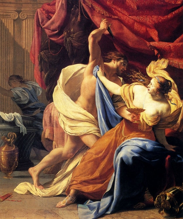 художник Симон Вуэ (Simon Vouet) картины – 09