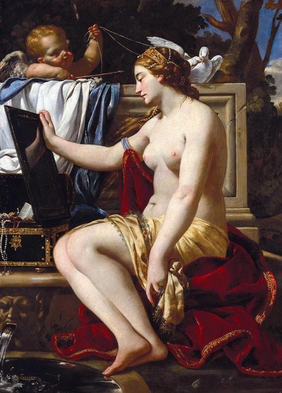 художник Симон Вуэ (Simon Vouet) картины – 12
