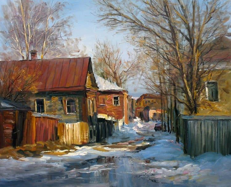 художник Валерий Бусыгин картины – 09