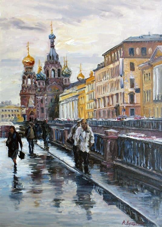 художник Валерий Бусыгин картины – 26