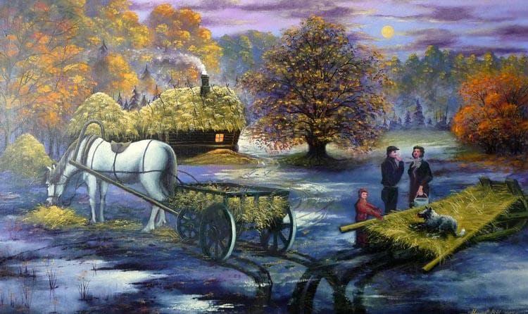 художник Владимир Марков картины – 09