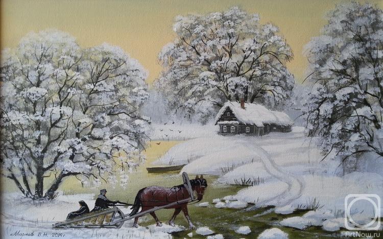 художник Владимир Марков картины – 11