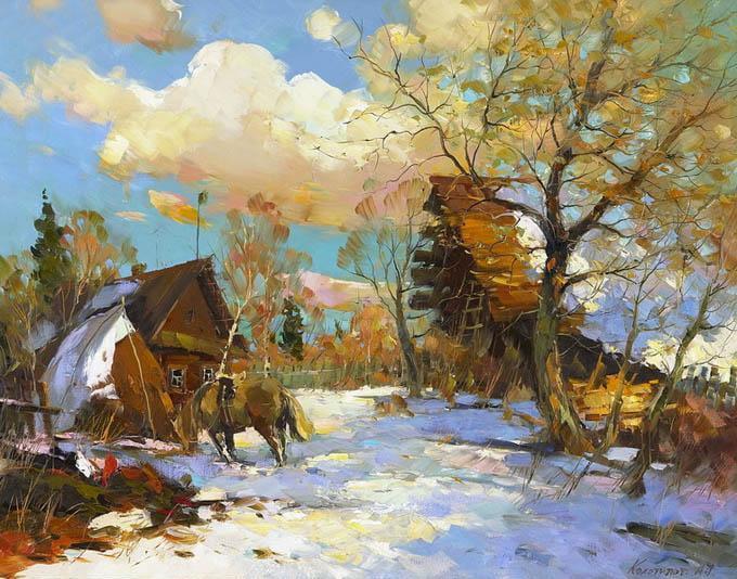 художник Александр Колотилов картины – 17