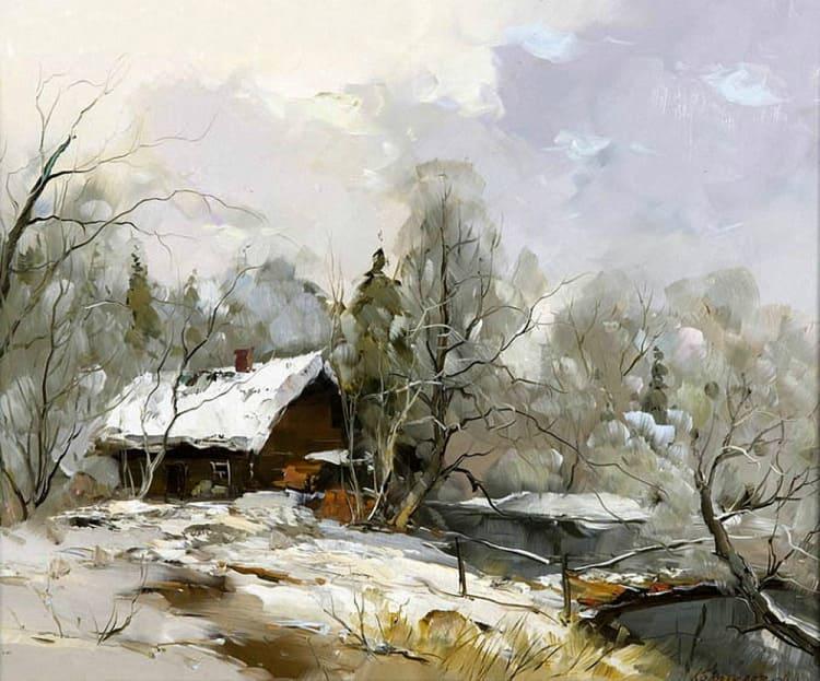 художник Александр Колотилов картины – 24