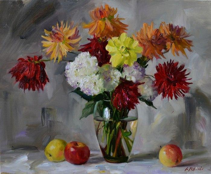 художник Анна Маринова картины – 05