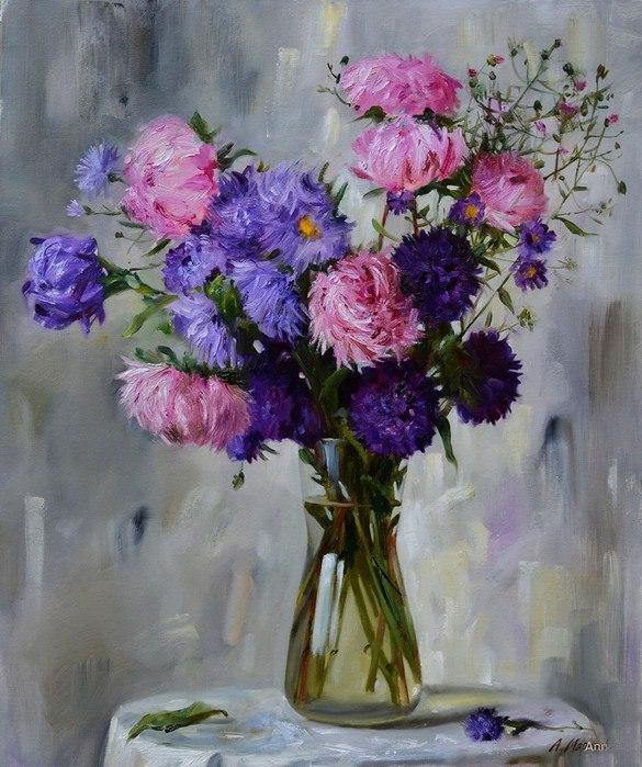 художник Анна Маринова картины – 08